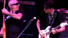Joe Satriani, Steve Vai, Tosin Abasi & Brendon Small - G4 2015 The Thril...