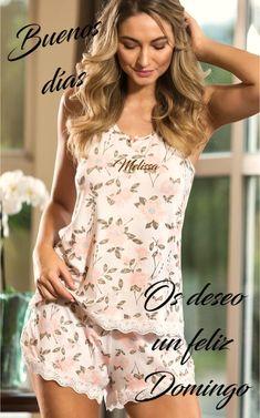 Imagen de chicas Lingerie Sleepwear, Lingerie Set, Nightwear, Pyjamas, Pijamas Women, Nightgown Pattern, Sunday Outfits, Night Gown, Lounge Wear