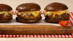 Outside-The-Bun Burgers - Episodes - Best Recipes Ever