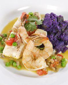 Peruvian Sudado De Pescado (Peruvian Fish Stew) - Martha Stewart Recipes