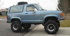 About the Bronco II Corral