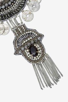 Archana Beaded Necklace