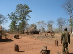 Zambia: On the Road, African style!