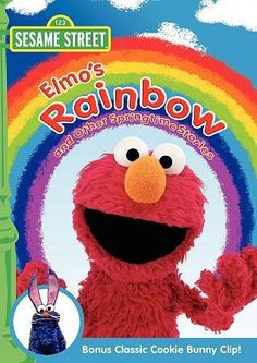 Elmos Rainbow & Other Springtime Stories (Dvd)