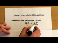 non calculator methods for nursing students