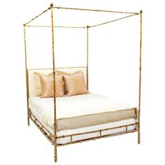 Oly Studio Diego Bed. Summer's hottest sale! 20% off furniture & decor! #laylagrayce