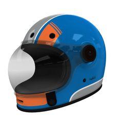 helmade MK Art Bullitt Legendary Check this out! My very personal #helmade design on helmade.com :https://www.helmade.com/en/helmet-design-helmade-mk-art-bell-bullitt-legendary.html