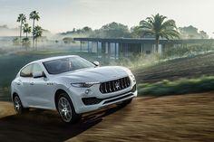 Veel potentie: meer informatie over de nieuwe Maserati Levante
