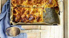 Helppo vegelasagne - Reseptit - Ilta-Sanomat Quiche, Pizza, Cheese, Breakfast, Food, Morning Coffee, Essen, Quiches, Meals