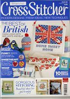 a lot of good British cross stitch ideas