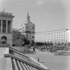 Киев в 1958-1959 годах