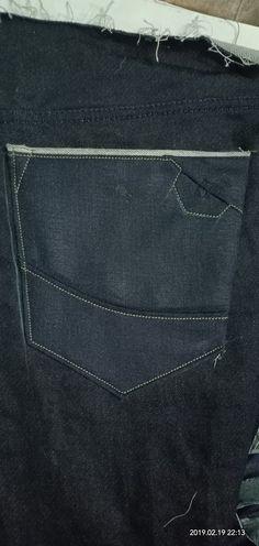 Ahsan Khan, Work Jeans, Pocket Pattern, Denim Jeans Men, Pocket Detail, Workwear, Jeans Style, Mens Fashion, Templates