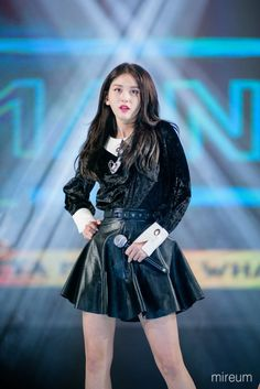 dedicated to female kpop idols. South Korean Girls, Korean Girl Groups, Alexandra Lee, Jung Chaeyeon, Choi Yoojung, Kim Sejeong, Jeon Somi, Stage Outfits, Looking Forward To Seeing