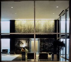 Ludwig Mies van der Rohe (1886-1969) | 860–880 Lake Shore Drive | Chicago | 1949-1951 | Restoration: Krueck & Sexton 2007-2009