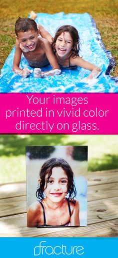 Debbie shupe clusterbuck on pinterest fractures are your images printed directly on glass ready to hang out of the fandeluxe Image collections
