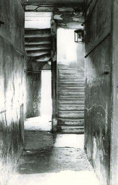 The Gorbals tenements,  Glasgow 1960.