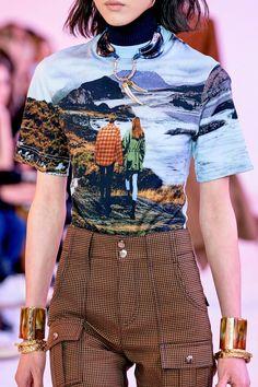 Chloé Herbst/Winter Prepared-to-Put on - Vogue Reveals Moda Fashion, Fashion 2017, New York Fashion, Street Fashion, Runway Fashion, High Fashion, Fashion Show, Fashion Trends, Chloe Fashion