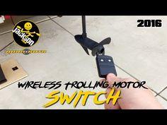 Wireless Trolling Motor Switch