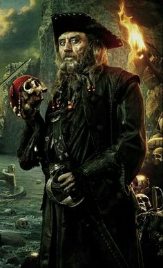 blackbeard (ian mcshane)