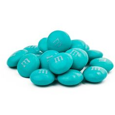 Turquoise M's