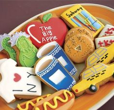Beautiful Cookie Decoration Ideas : theBERRY