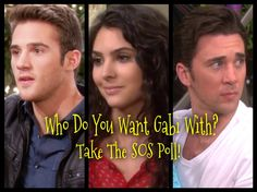Days of Our Lives (DOOL) has always been filled with love triangles, and lately it hasn't changed much. Gabi Hernandez (Camila Banus) has not had an easy life, between going to jail for killing her obsessed ex-boyfriend, Nick Fallon (Blake Berris) and having a baby after a one-night-stand with her g