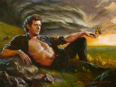 Feast your eyes on what may just be the most immaculate piece Jurassic Park fan art in existence