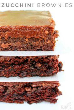 Zucchini Brownies: Z