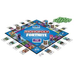 Hasbro Monopoly Fortnite Edition Board Game - for sale online Lego Technic, Lego Duplo, Best Kids Christmas Gifts, Top Christmas Toys, Taboo Board Game, Fun Board Games, Lego Harry Potter, Boombox, Sith