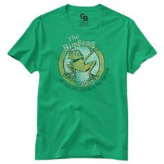 Love this!! Want this!!  The Big Frog 109.9 Shirt