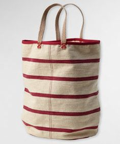 levi's- canvas beach tote