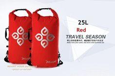 Heavy Duty Kayak Canoe Waterproof Dry Bag 25L Storage Sack Outdoor New