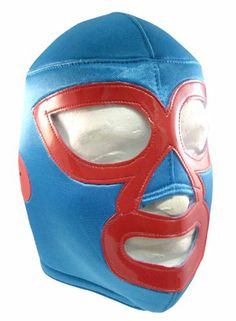 NACHO LIBRE Lucha Libre Wrestling Mask (pro-fit) Costume Wear Mask Maniac,http://www.amazon.com/dp/B007NM2EZC/ref=cm_sw_r_pi_dp_8ylatb1XQVF64S4A
