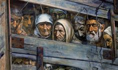 Ukrainian Parliament recognizes Soviet deportation of Crimean Tatars in 1944 as genocide. Crimean Tatars, Martini, Ukraine, Painting, Image, Lithuania, Law, Places, Google