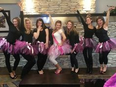 Wedding- Bachelorette Party - Tutu's and the leggins are a GREAT idea lol.