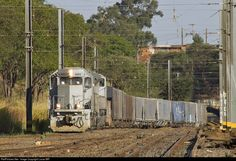 RailPictures.Net Photo: 8551 FCA - Ferrovia Centro Atlantica EMD SD40-3 at Campinas, Brazil by Lucas MR