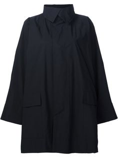 Shop Issey Miyake wide collar coat  in Anastasia Boutique from the world's best independent boutiques at…