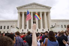 Did the news media show bias in its coverage of SCOTUS same-sex marriage? | Deseret News