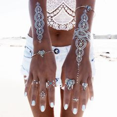 GypsyLovinLight: Flash Tattoos – Sheebani
