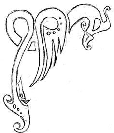 my tattoo design! to be touched up