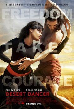 Desert Dancer - Movie Review & Film Summary
