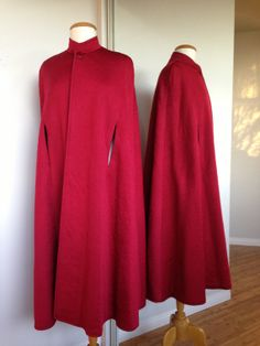 Gorgeous Vintage 40s/50s Black And Red by VintageEclectica on Etsy, $289.00