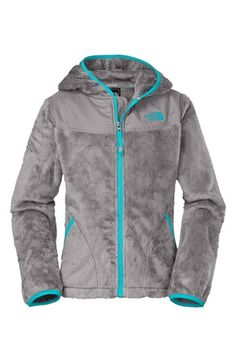 0d88d69825f0 The North Face  Oso  Hooded Fleece Jacket (Little Girls)