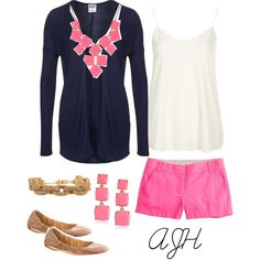 """""""Untitled #34"""" by ncpreppygirl on Polyvore"""