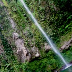 The coldest falls in Camiguin Island! It's More Fun in the Philippines.