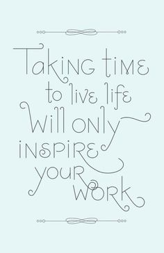live inspiration