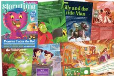 The Wild Geese, Monster Under The Bed, Magazines For Kids, Make Happy, News Blog, Story Time, Literacy, Fairy Tales, October