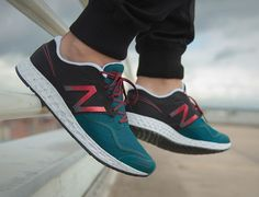 New Balance 1980 Fresh Foam Zante: Teal