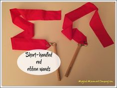 MusicallyMontessori#11: Celebrating Chinese New Year with Ribbon Dancing for Little Children! | Magical Movement Company: Carolyn's blog