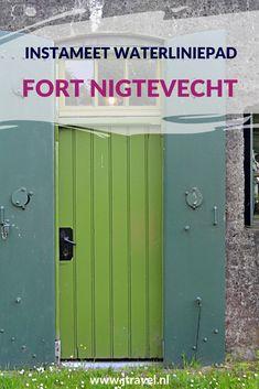 Tijdens de instameet Waterliniepad part 1 bezocht ik o.a. Fort Nigtevecht Lees je mee over het Fort? #fortnigtevecht #fort #instameet #jtravel #jtravelblog